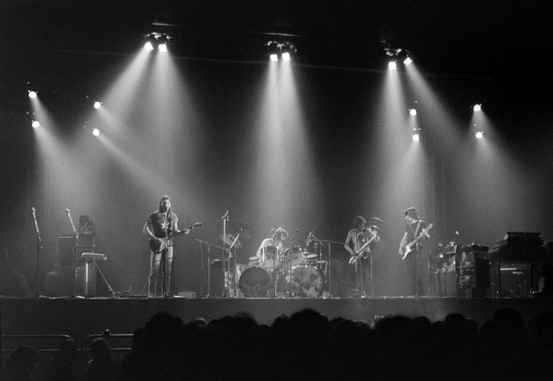 Pink Floyd early career