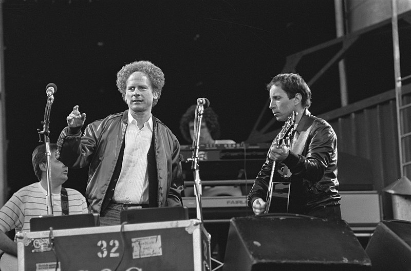 Simon & Garfunkel career breakthrough