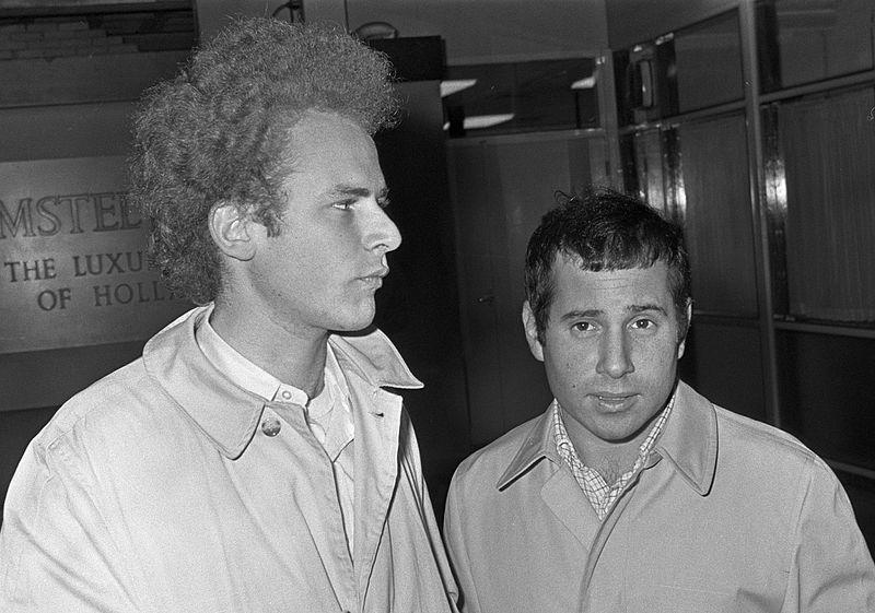Simon & Garfunkel continuing career