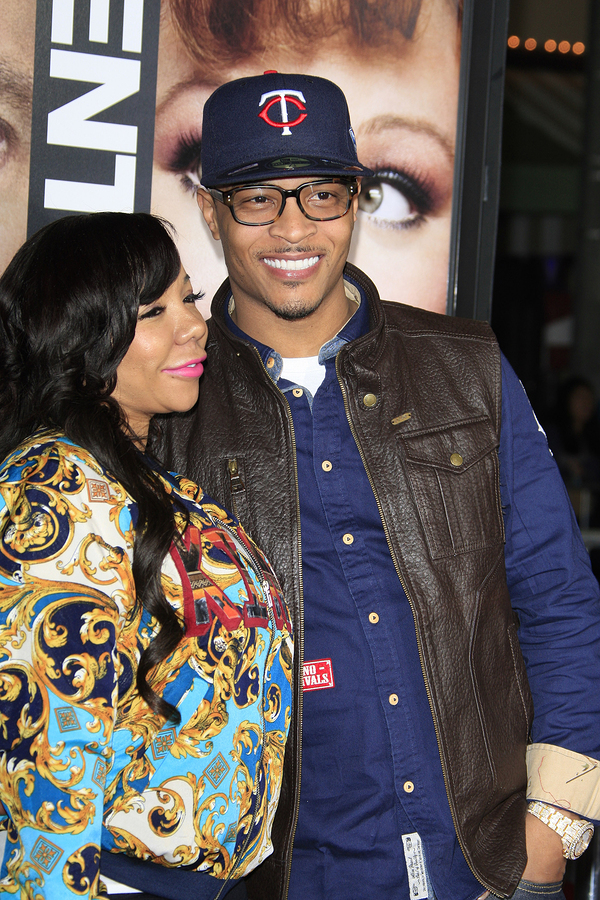 T.I. personal life