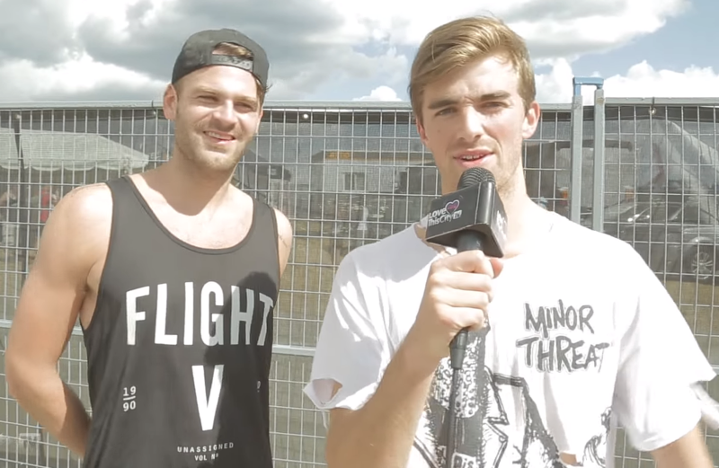 The Chainsmokers career breakthrough