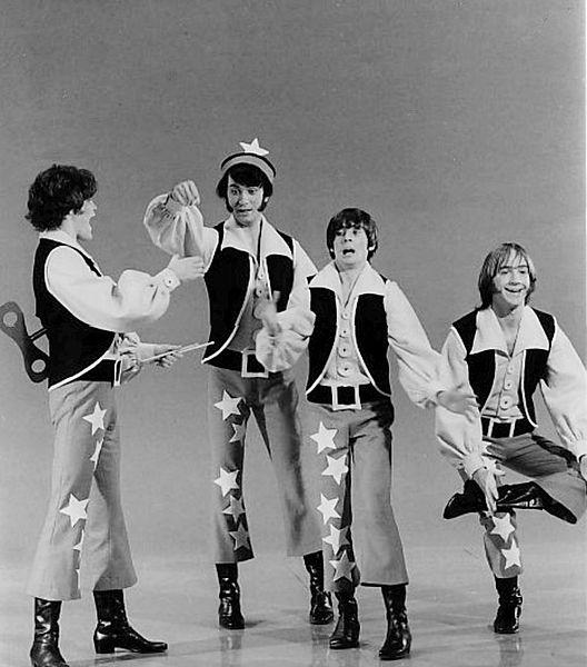 The Monkees career breakthrough