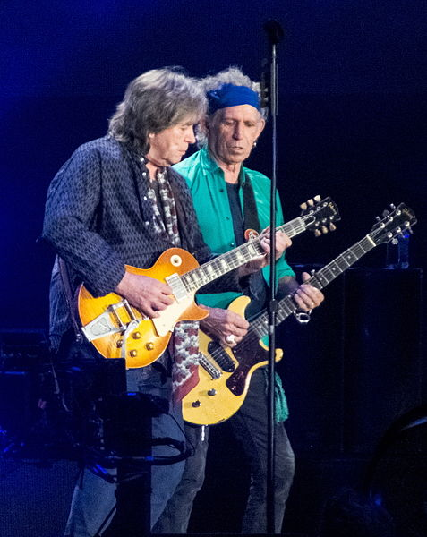 The Rolling Stones continuing career