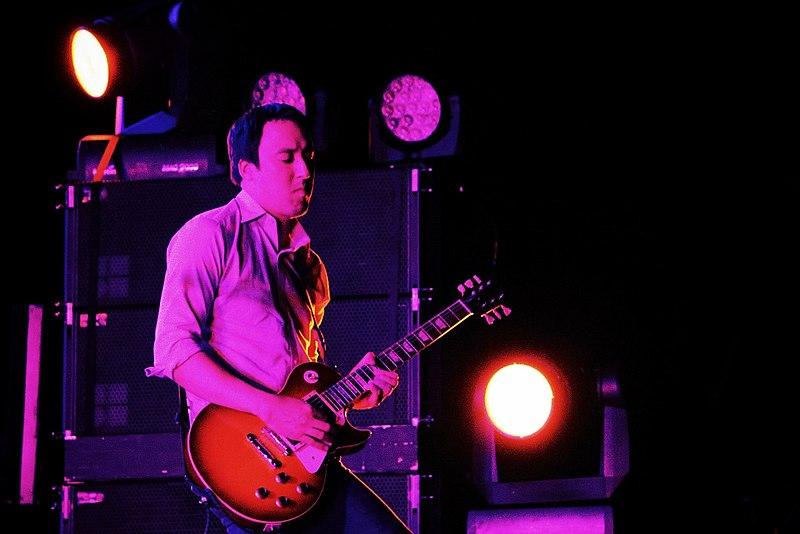 The Smashing Pumpkins Jeff Schroeder