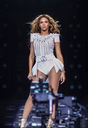 Best artists to see live Beyonce