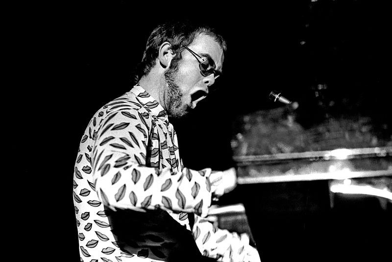 Best artists to see live Elton John