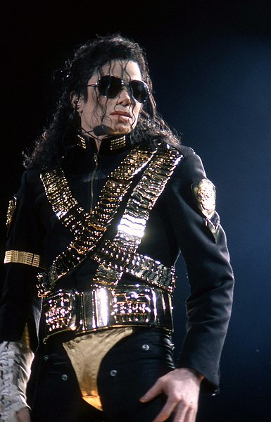 Best artists to see live Michael Jackson
