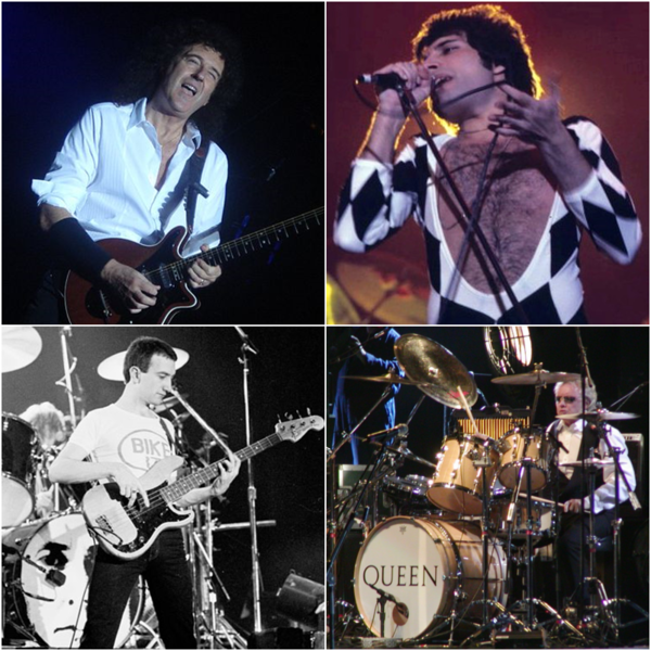 Best artists to see live Queen