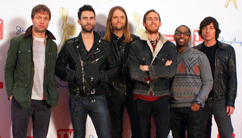 Maroon 5 early career