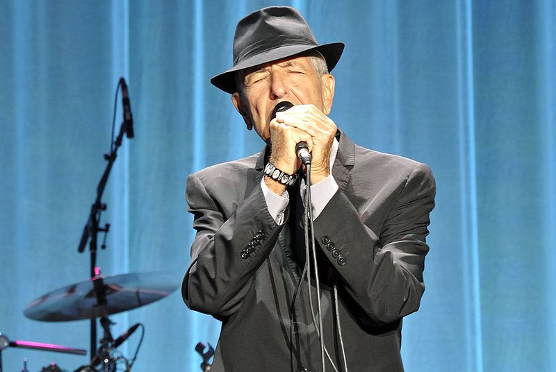 Musicians who got their big break later in life Leonard Cohen