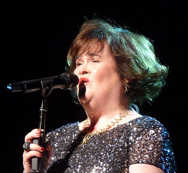 Musicians who got their big break later in life Susan Boyle