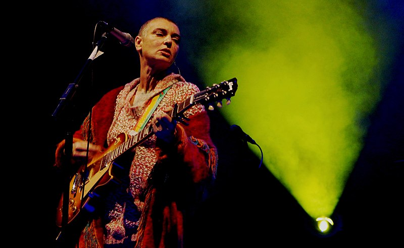 Sinéad O'Connor continuing career