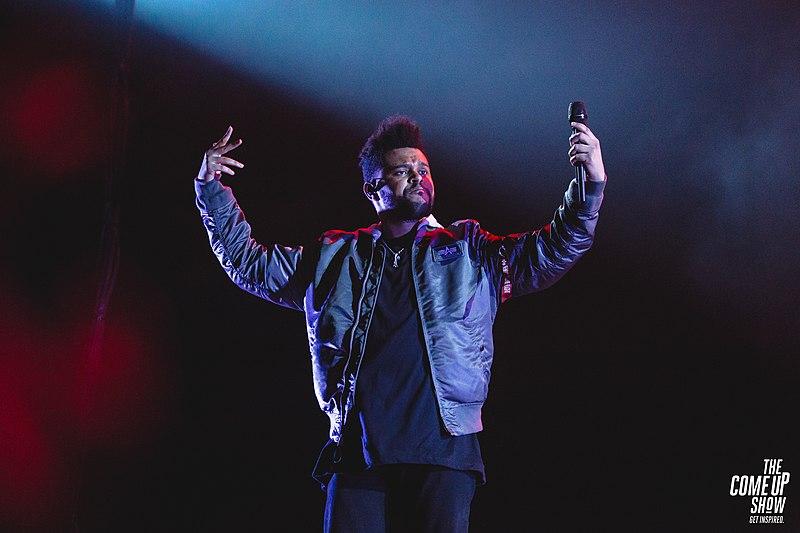 The Weeknd career breakthrough