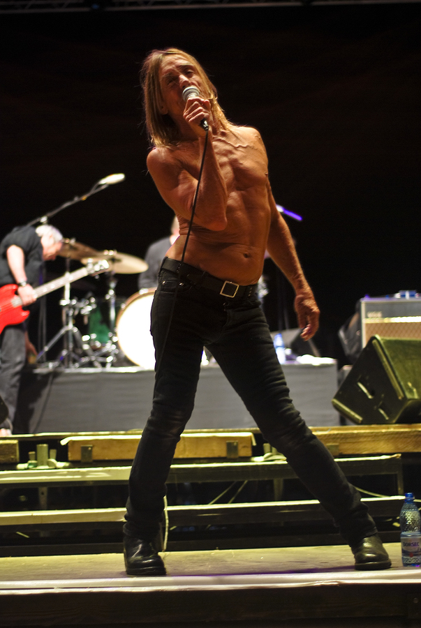 Iggy Pop height and weight