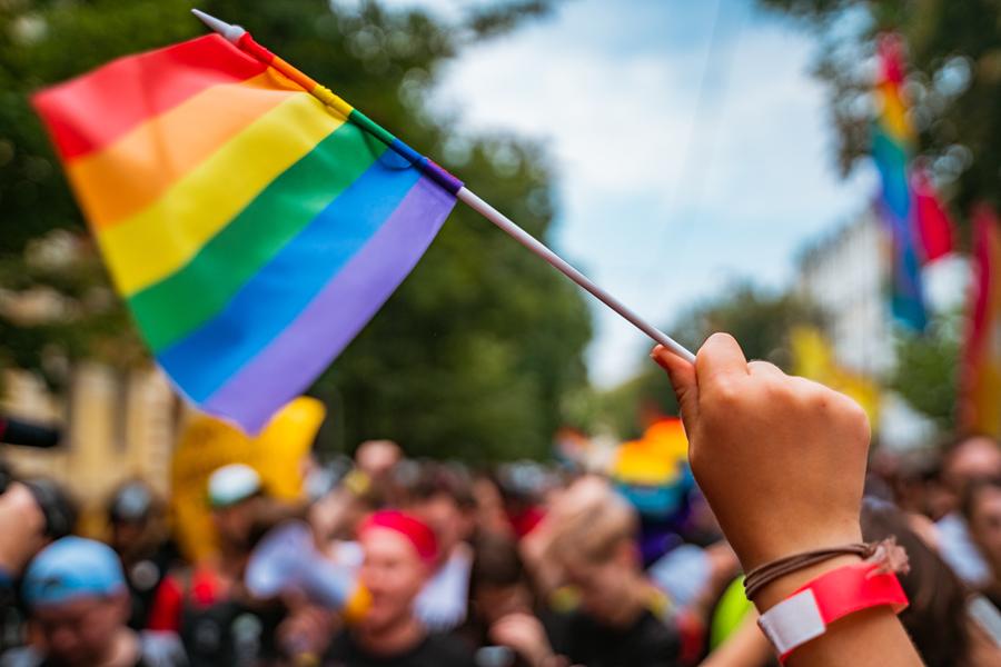 LGBT rights - history