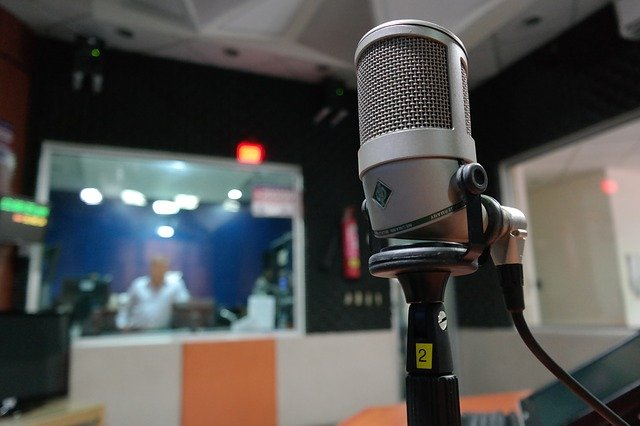 Some of the most common mistakes when presenting on the radio