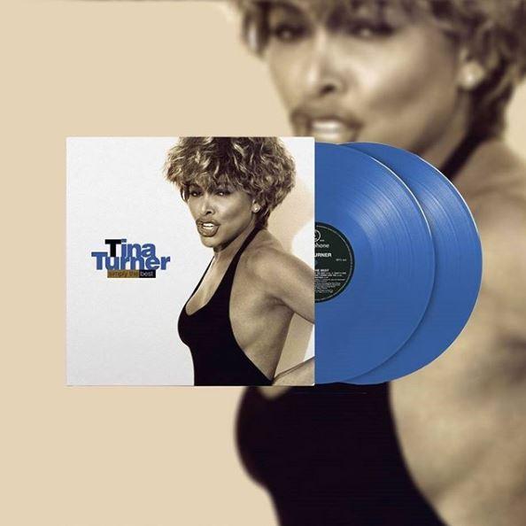 Tina Turner - 'Simply The Best album