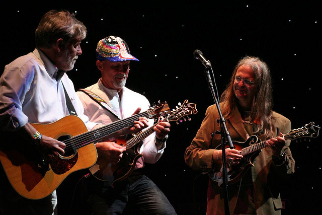 Fairport Convention while performing