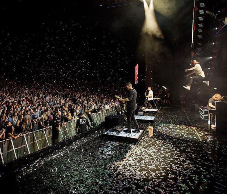 OneRepublic live show performance