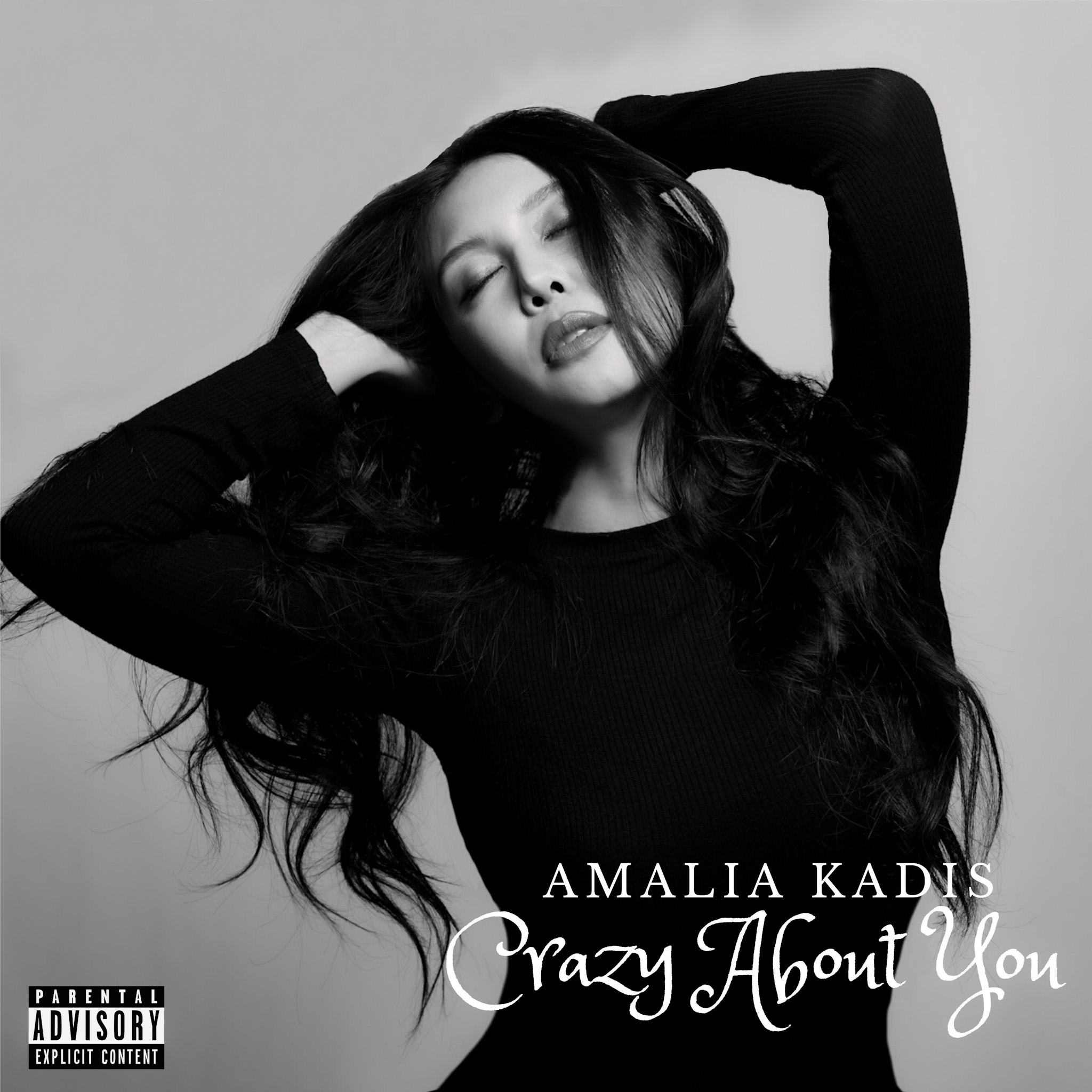 "Amalia Kadis 4th single ""Crazy About You"""