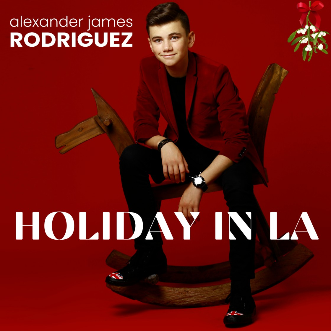 Alexander James Rodriguez - Holiday in LA