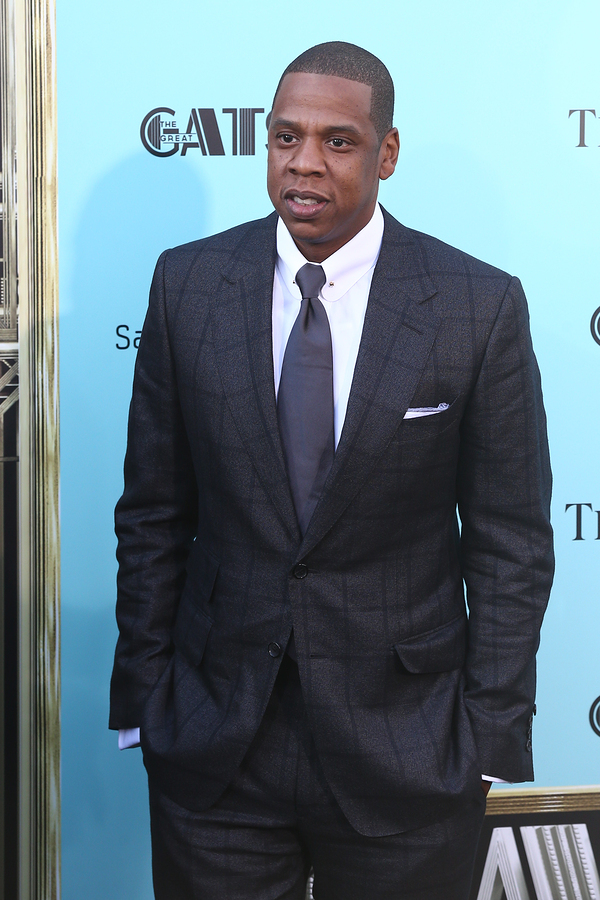 Jay-Z height and weight