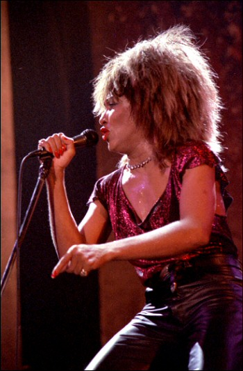 Tina Turner - singer