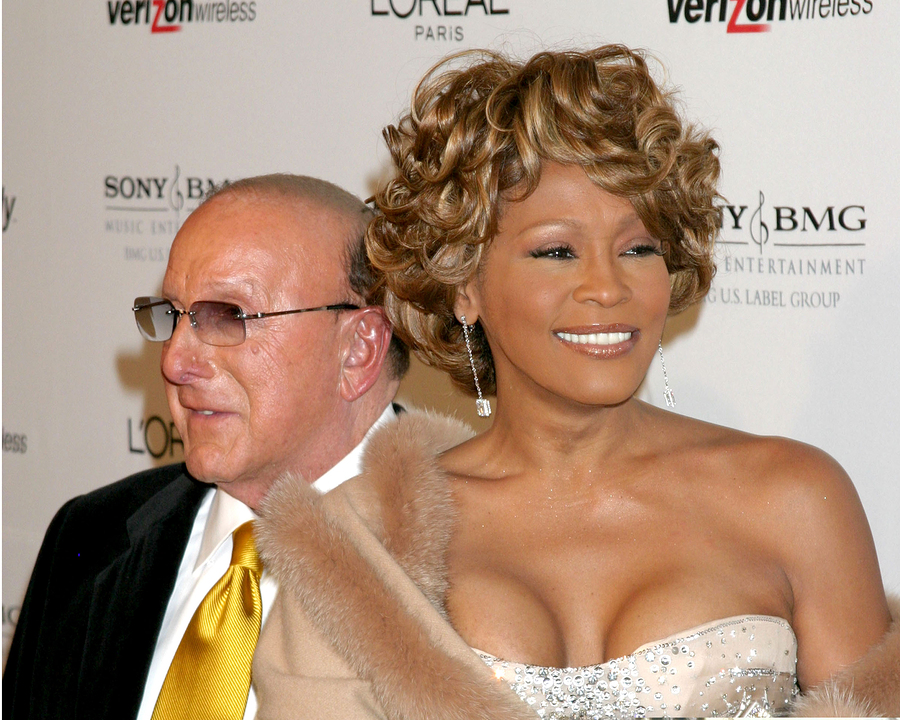 Whitney Houston age