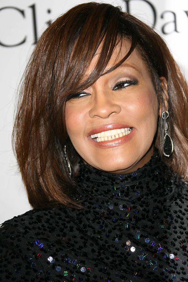 Whitney Houston singer