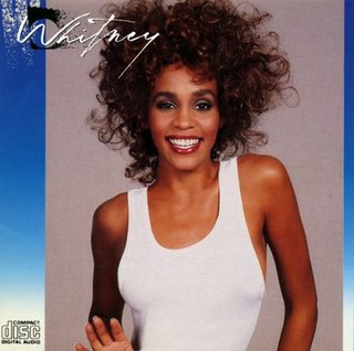 Whitney Houston whitney album
